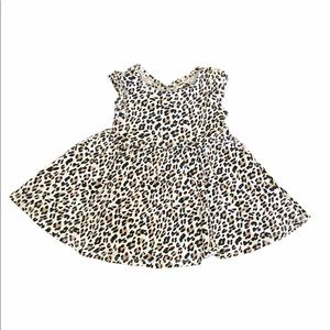 [3 for $15] Little Girls Leopard Print Dress